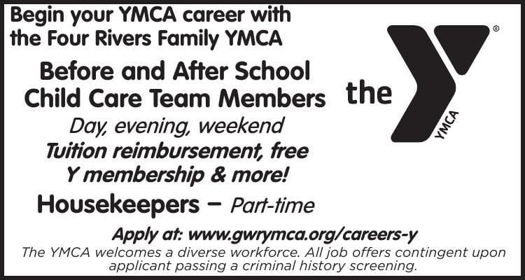Begin your YMCA career with