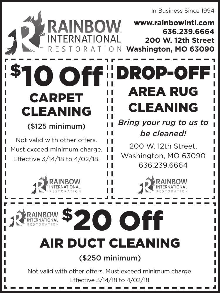 Rainbow International Carpet Care