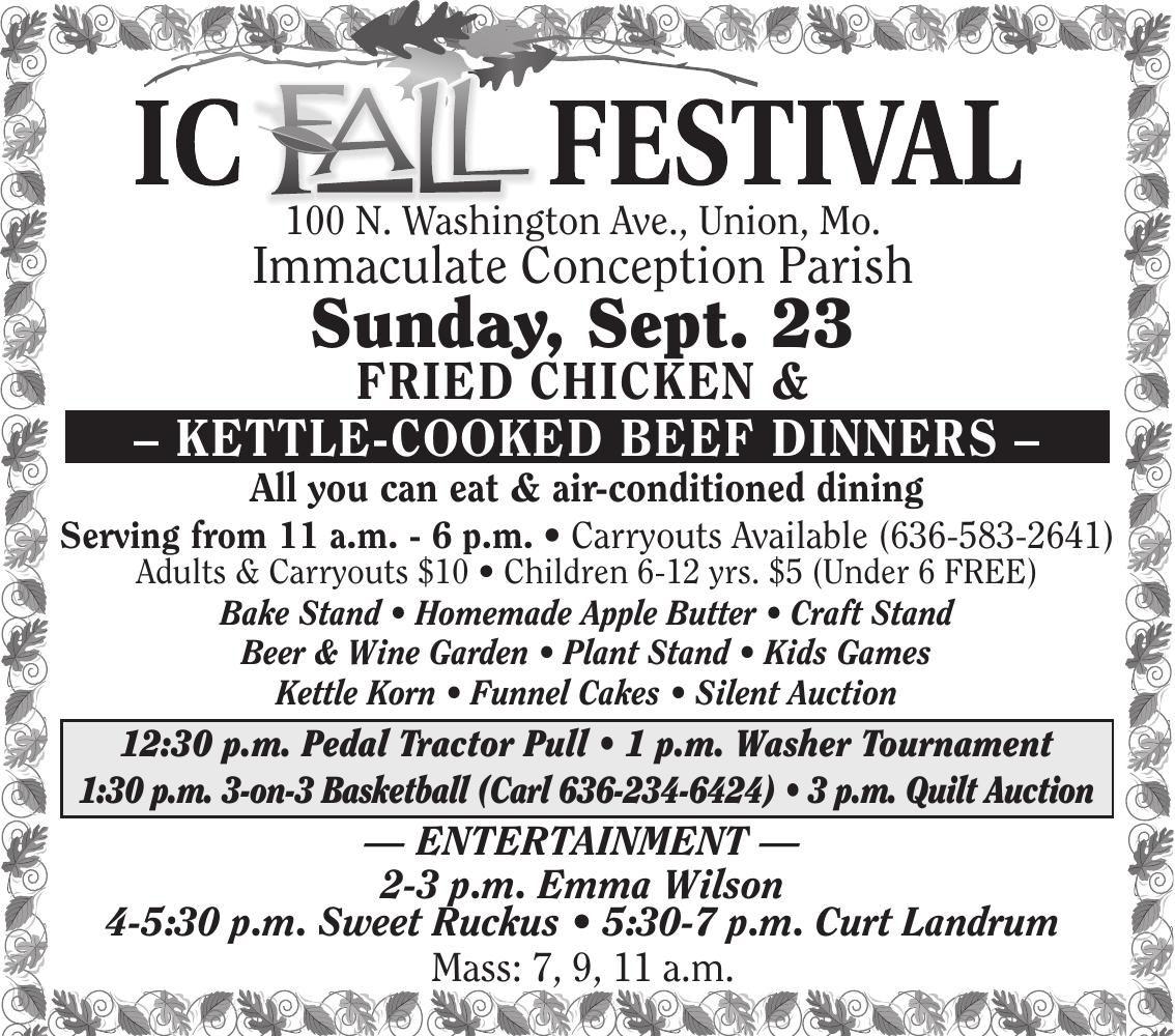 IC Fall Festival