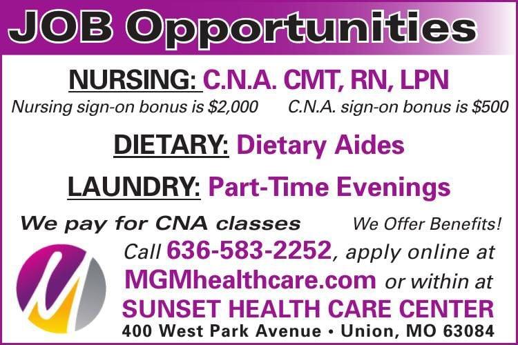 Nurses Wanted