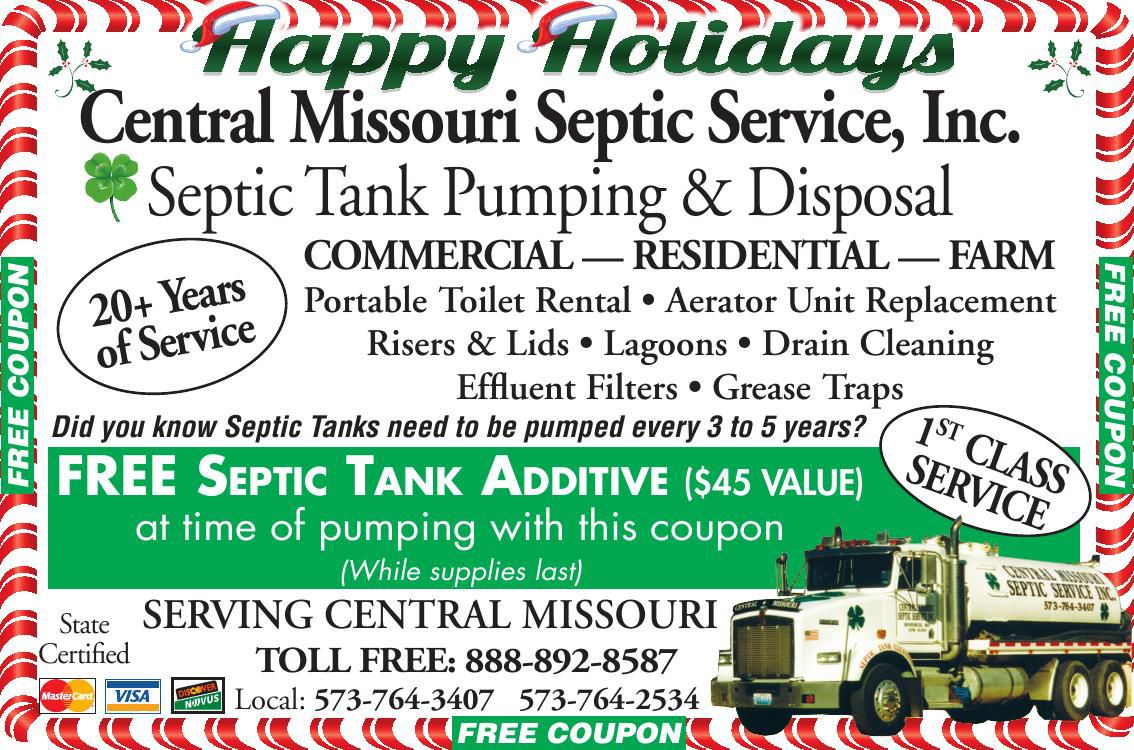 Central Missouri Septic