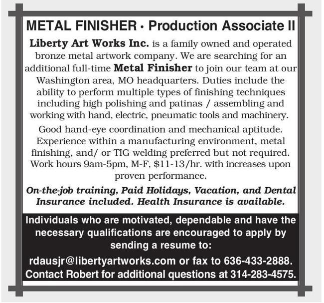 Metal Finisher