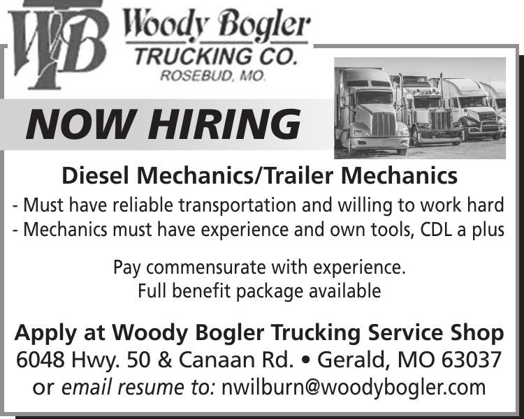 Diesel Mechanics/Trailer Mechanics
