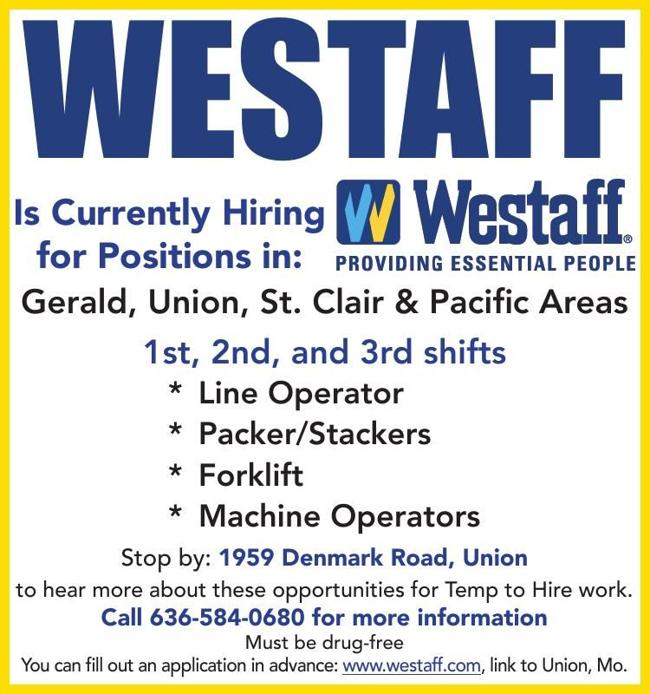 Production Positions Available