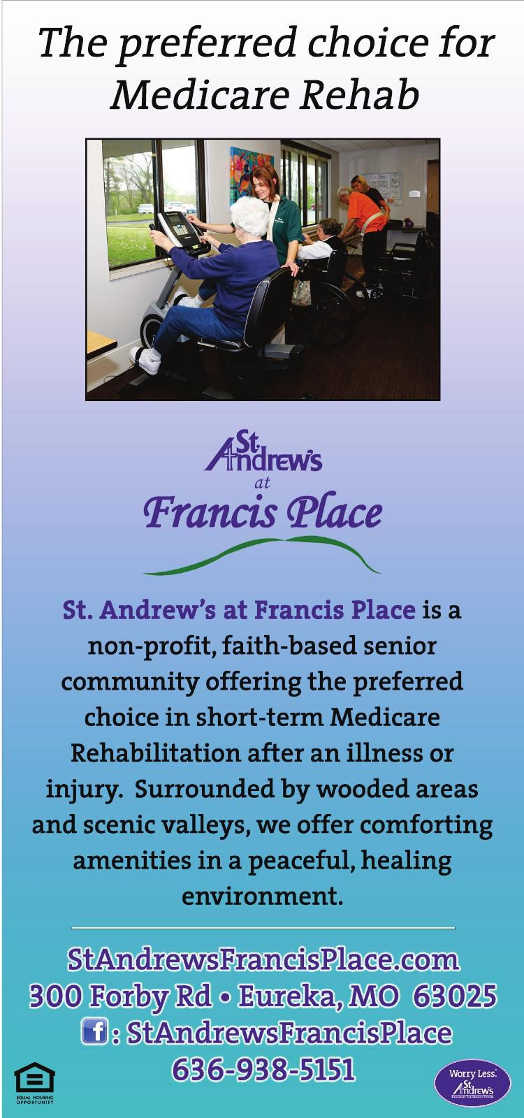 St. Andrews at Francis Place
