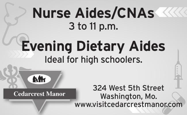 Nurse Aides/CNAs