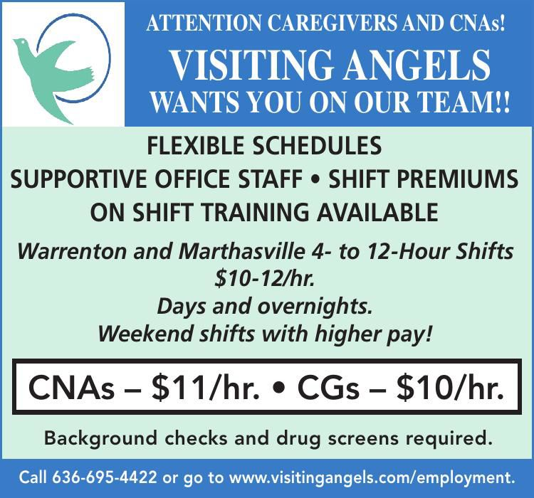 ATTENTION CAREGIVERS AND CNAs!