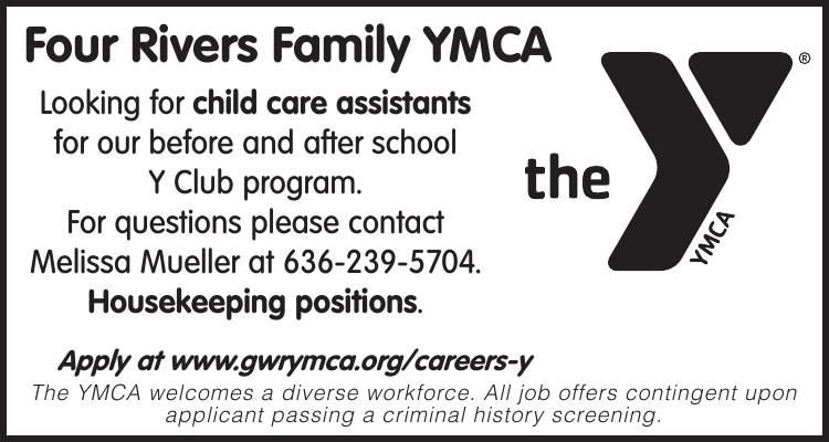 Childcare Assistants YMCA