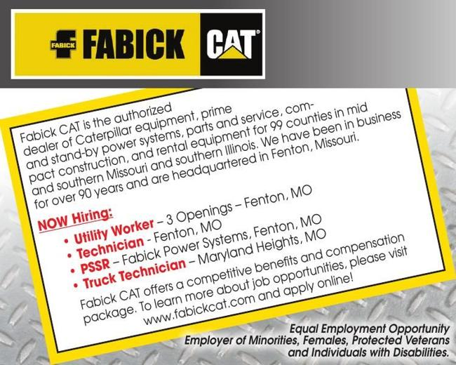 Utility Workers / Technician / PSSR / Truck Technician