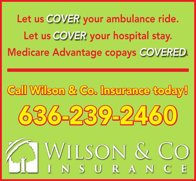 Let us cover your ambulance ride.