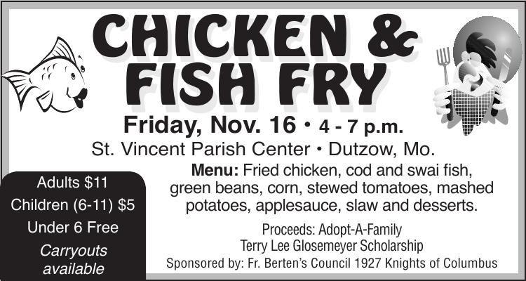 Chicken & Fish Fry