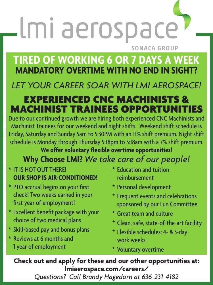 TIRED OF WORKING 6 OR 7 DAYS A WEEK