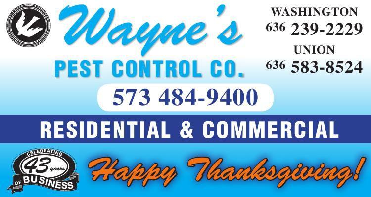 Wayne's Pest Control