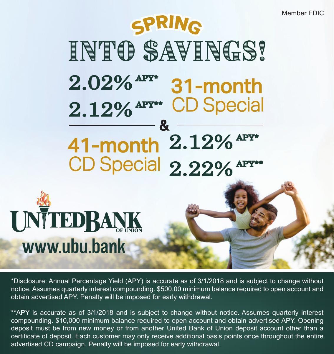 United Bank of Union