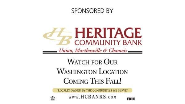 Heritage Community Bank Sponsorship