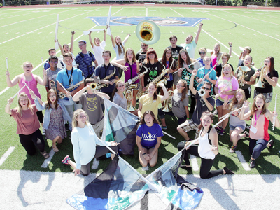 Marching Blue Jays to Host Band Festival