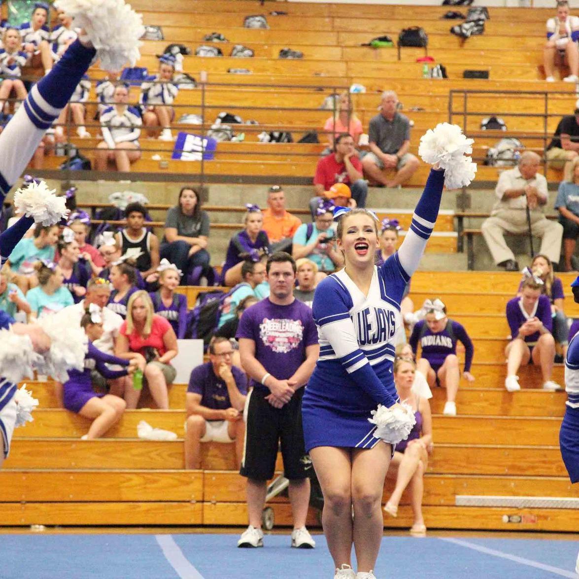 JV WHS Cheer