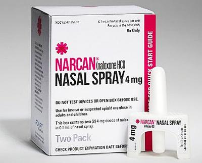 Narcan Spray