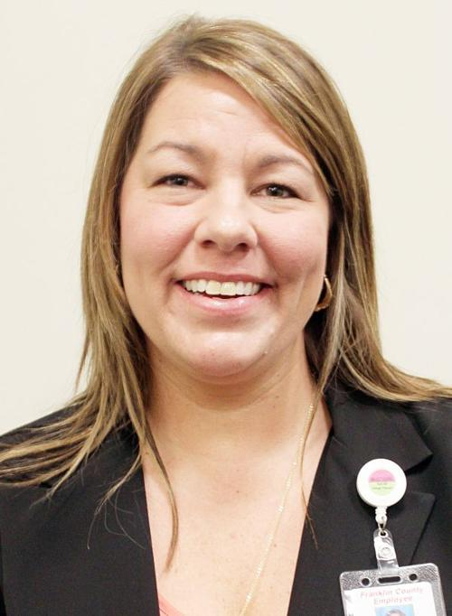 Franklin County Health Department Director Angie Hittson