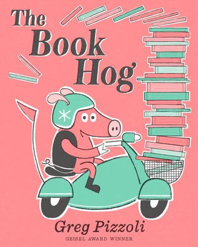 """""""The Book Hog"""""""