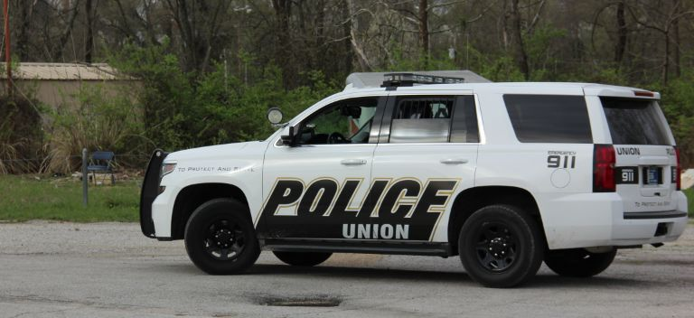 Union Police Assist With Manhunt