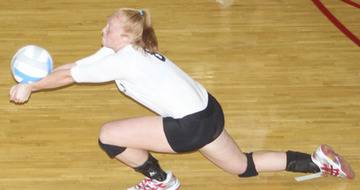 St. Clair Volleyball Claims First Win