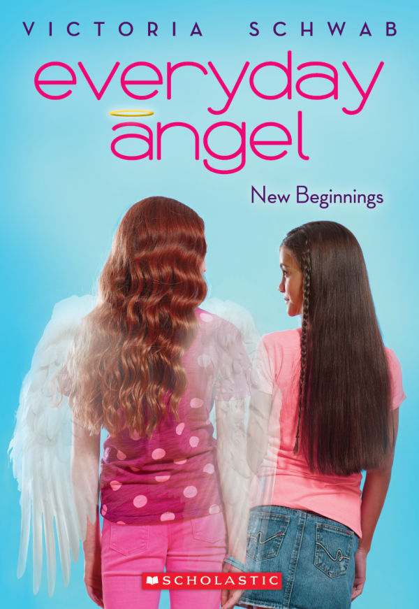 """Everyday Angel #1:  New Beginnings"""
