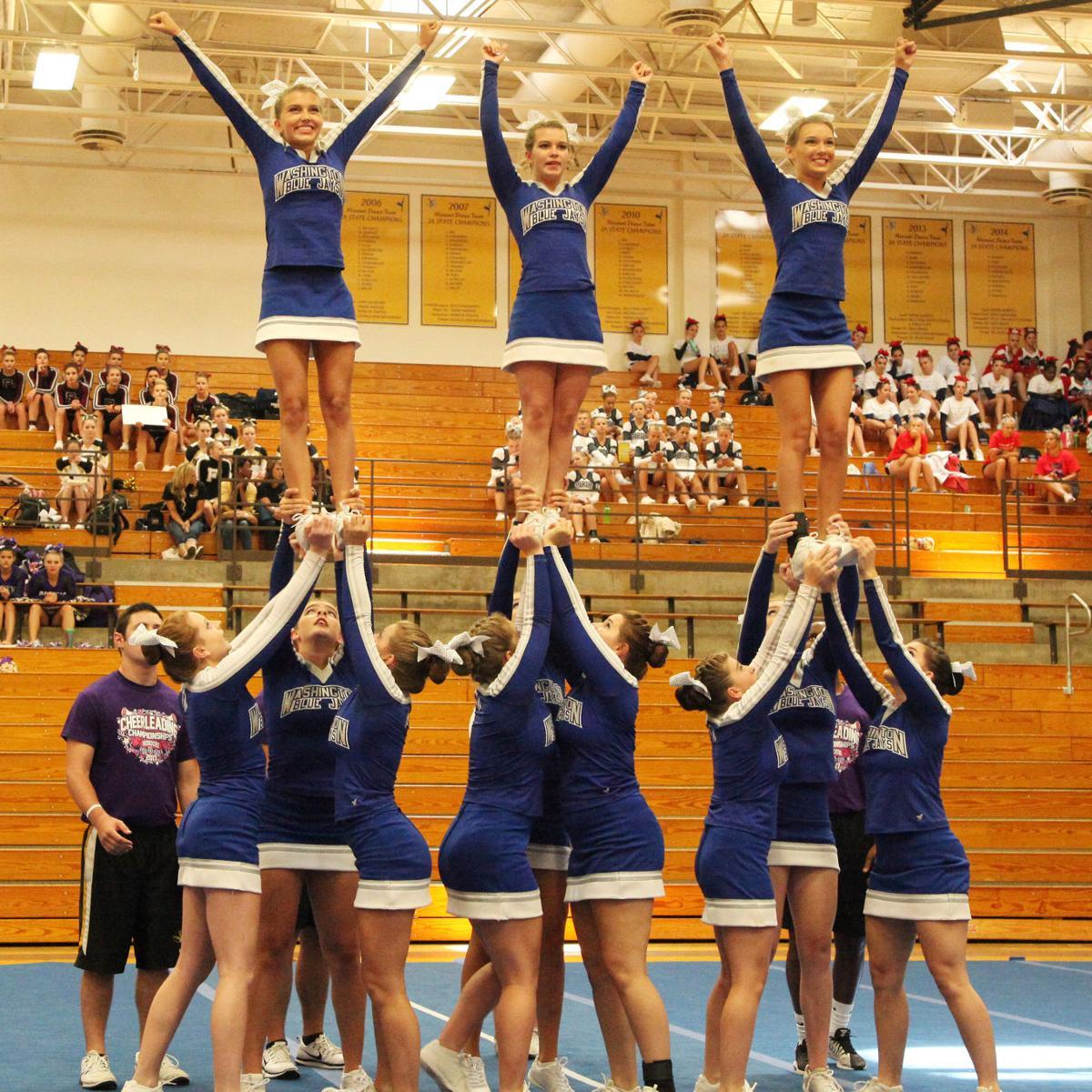 WHS Varsity Cheer