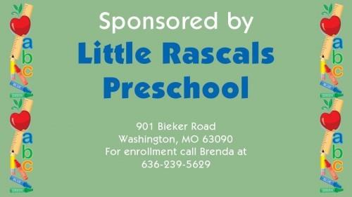 Little Rascals Sponsor