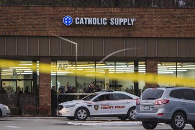 Shooting-Catholic Supply Store-Missouri