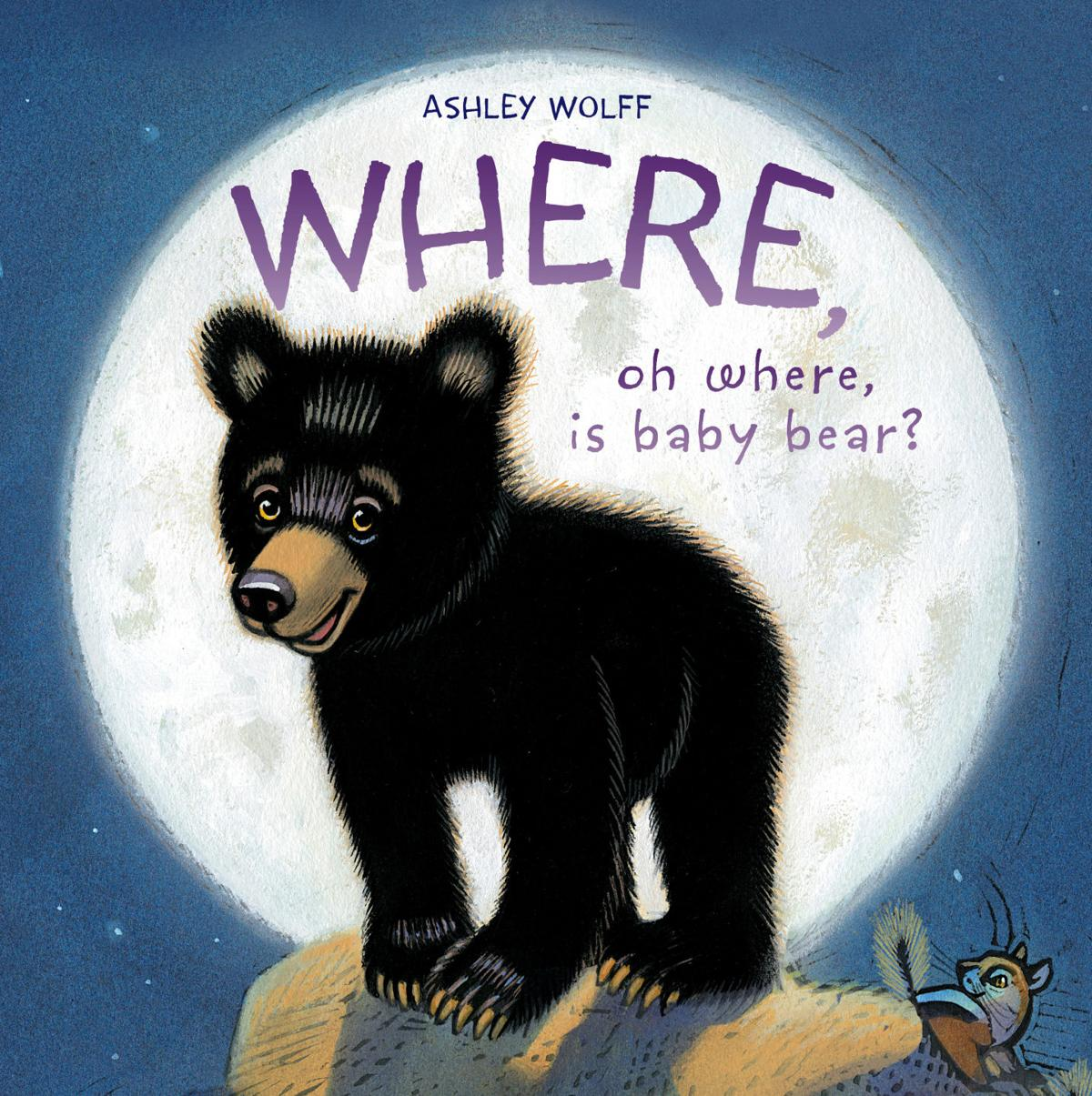"""Where, Oh Where, is Baby Bear"""
