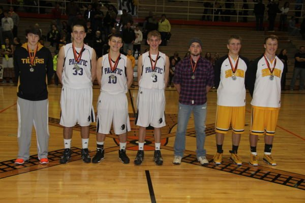 Owensville All-Tournament Team