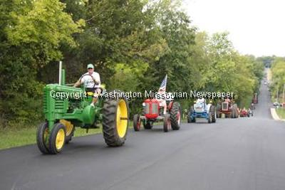 Journey for Charity Tractor Cruise