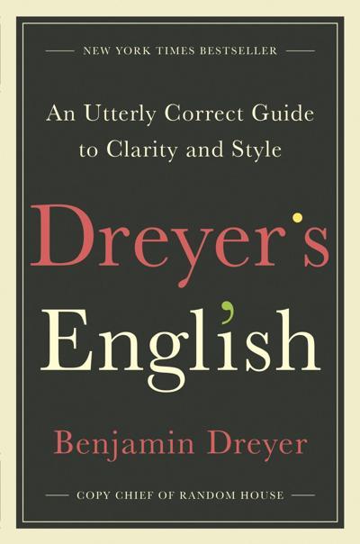 """""""Dreyer's English"""""""