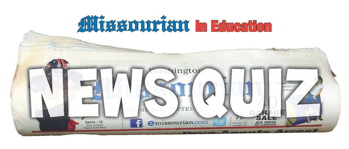Students can win prizes by checking their weekly News IQ!