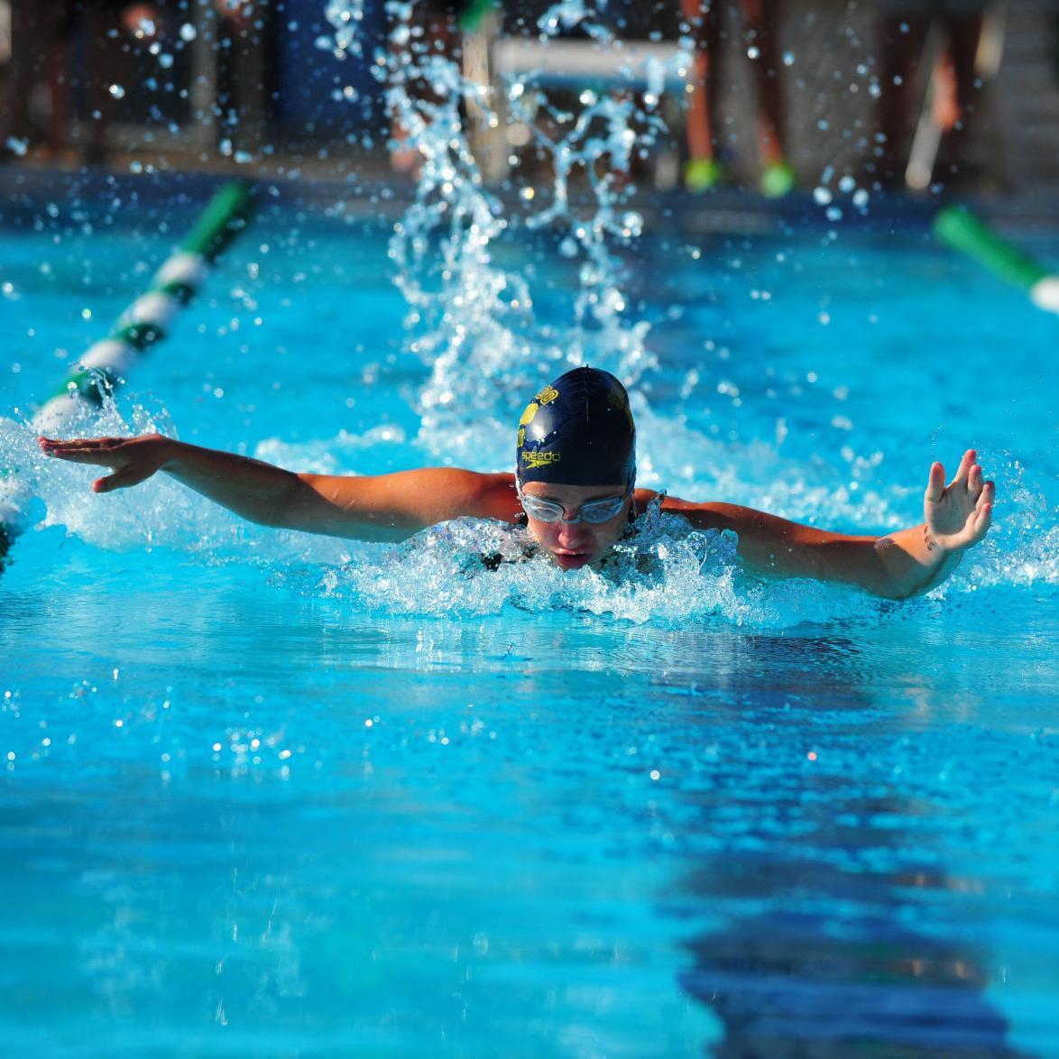 Summer Swimming — Pacific Swim Team at Union Swim Team