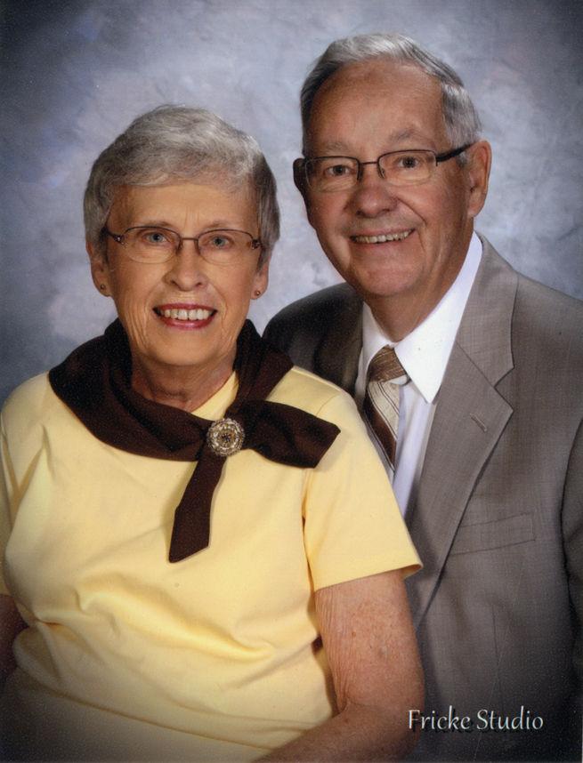 Towne 60th Wedding Anniversary
