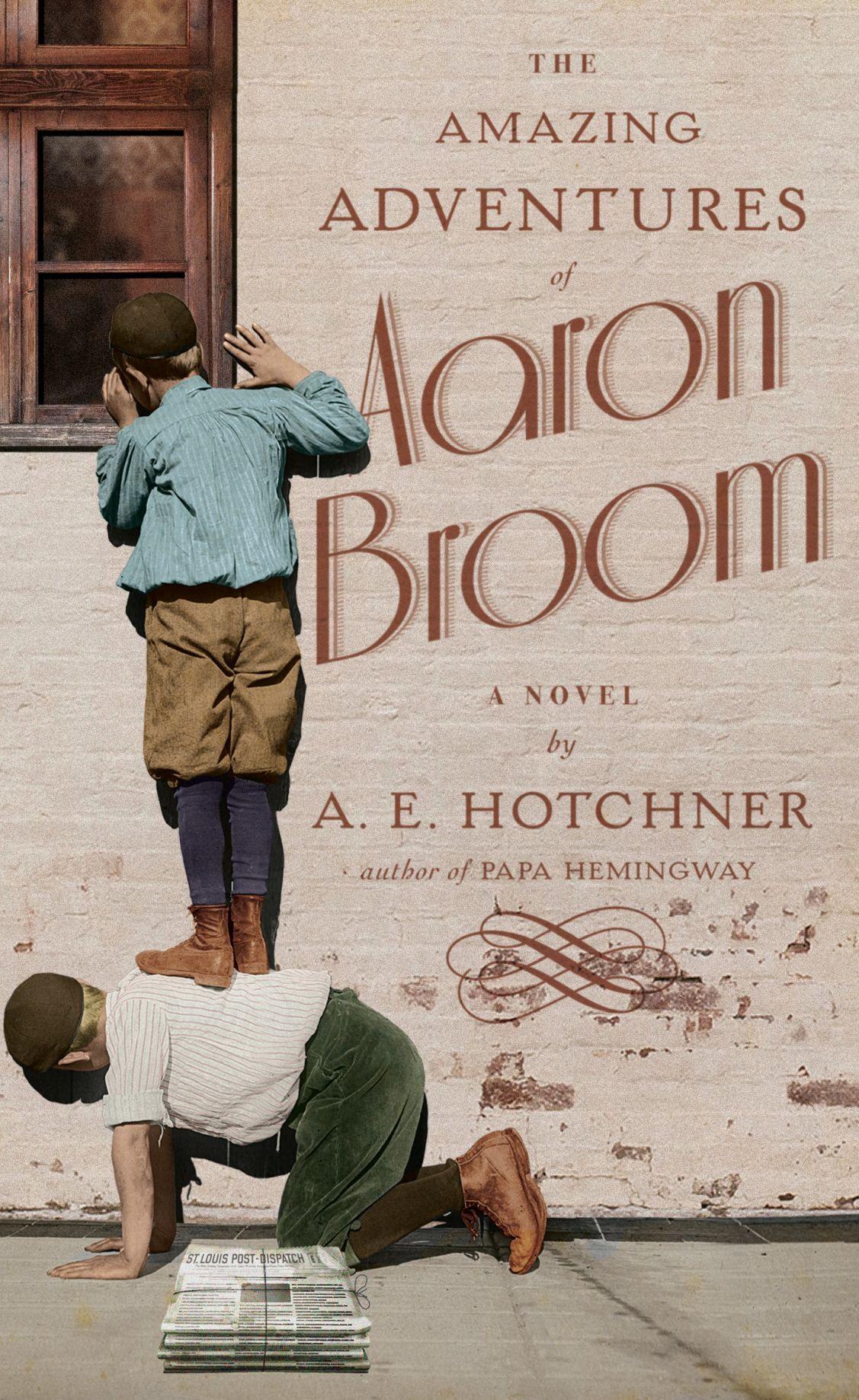 """""""The Amazing Adventures of Aaron Broom"""""""
