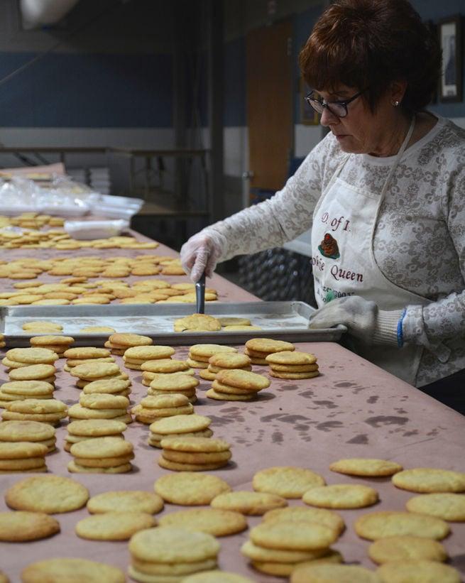Daughters of Isabella Cookie Bake