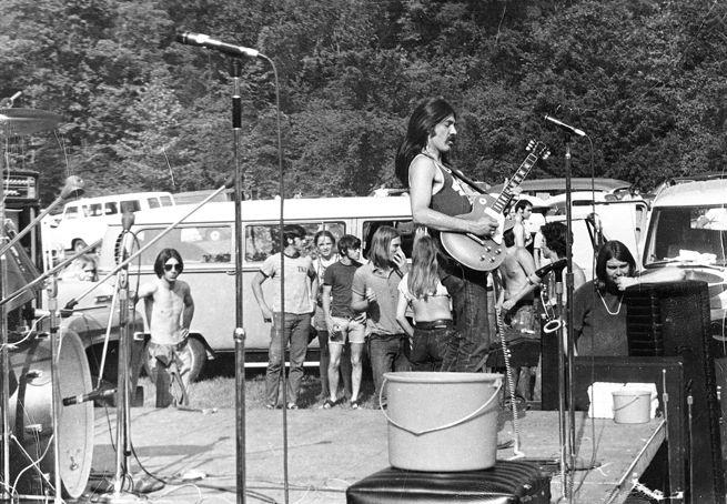 Parchment Farm, 1971