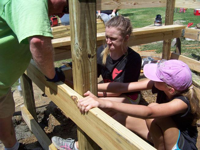 Immanuel Lutheran 2014 Mission Trip to Appalachia