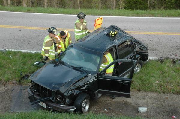 Extricating Crash Victim