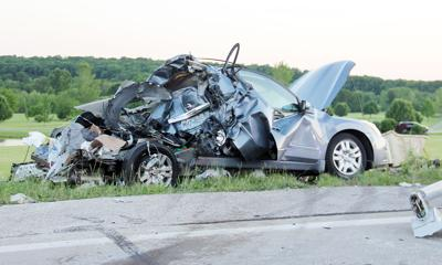 Leslie Woman Seriously Injured in Highway 50 Crash | Union