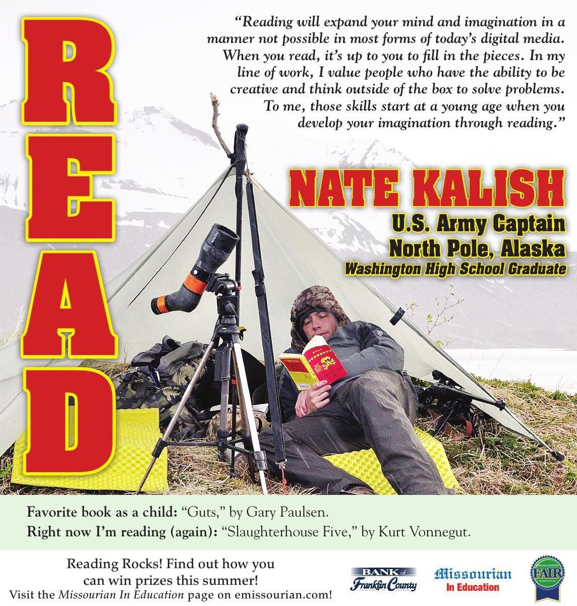 Reading Rocks #7