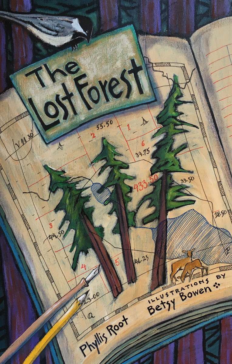 """""""The Lost Forest"""""""