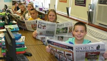 The Missourian Is Going Back to School With Area Students