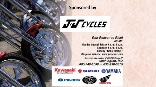 J&W Cycles Sponsorship