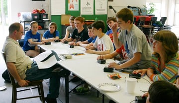 'It's Like an Adrenaline Rush'WMS Brain Bowl Team Places 17th Out of 96 at National Championship