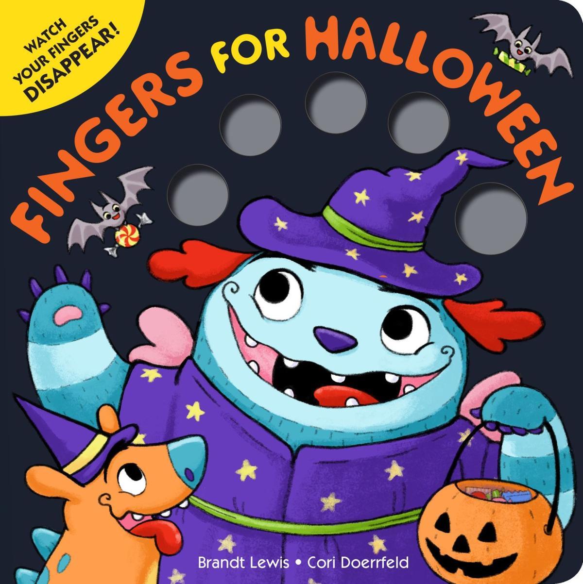 Fingers for Halloween