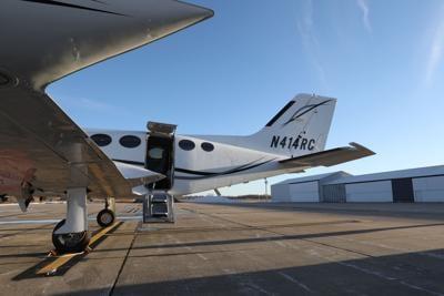 Washington Airport Hangar Project